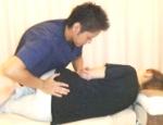 骨格矯正の施術